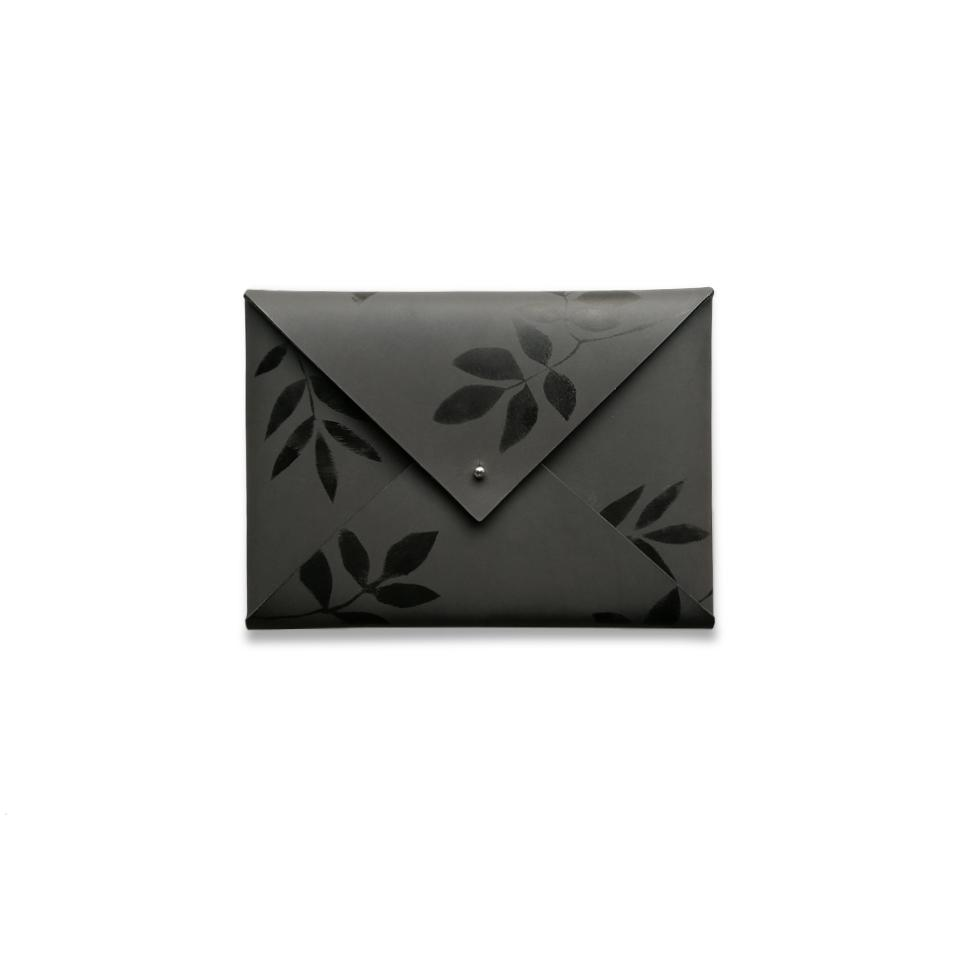 Komorebi Medium Envelope Clutch in Twilight
