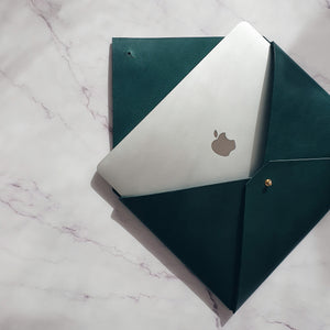 Laptop Envelope in Forest