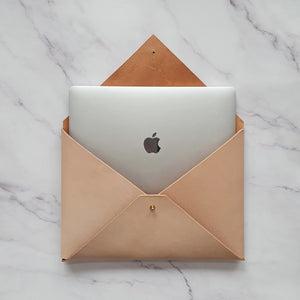 Laptop Envelope in Natural