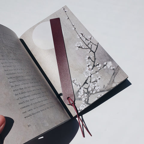 Bookmark in Wine