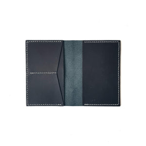 Passport Holder in Black
