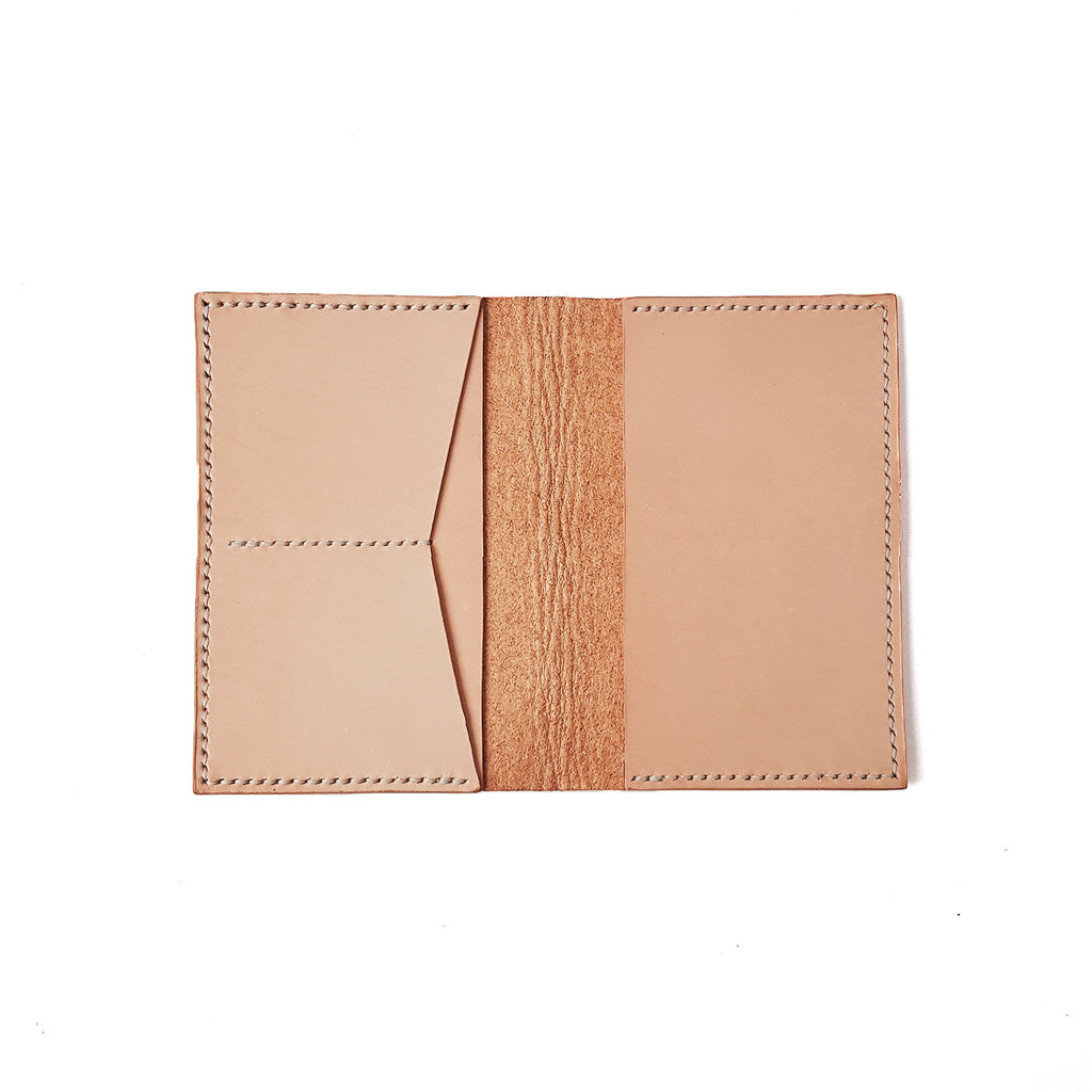 Passport Holder in Natural