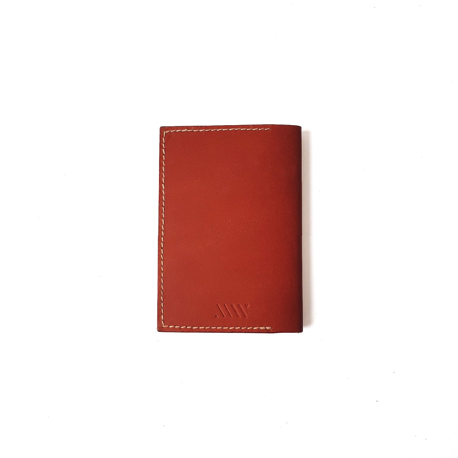 Passport Holder in Tan