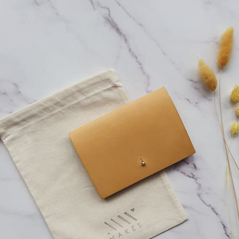 Small Wallet in Daffodil