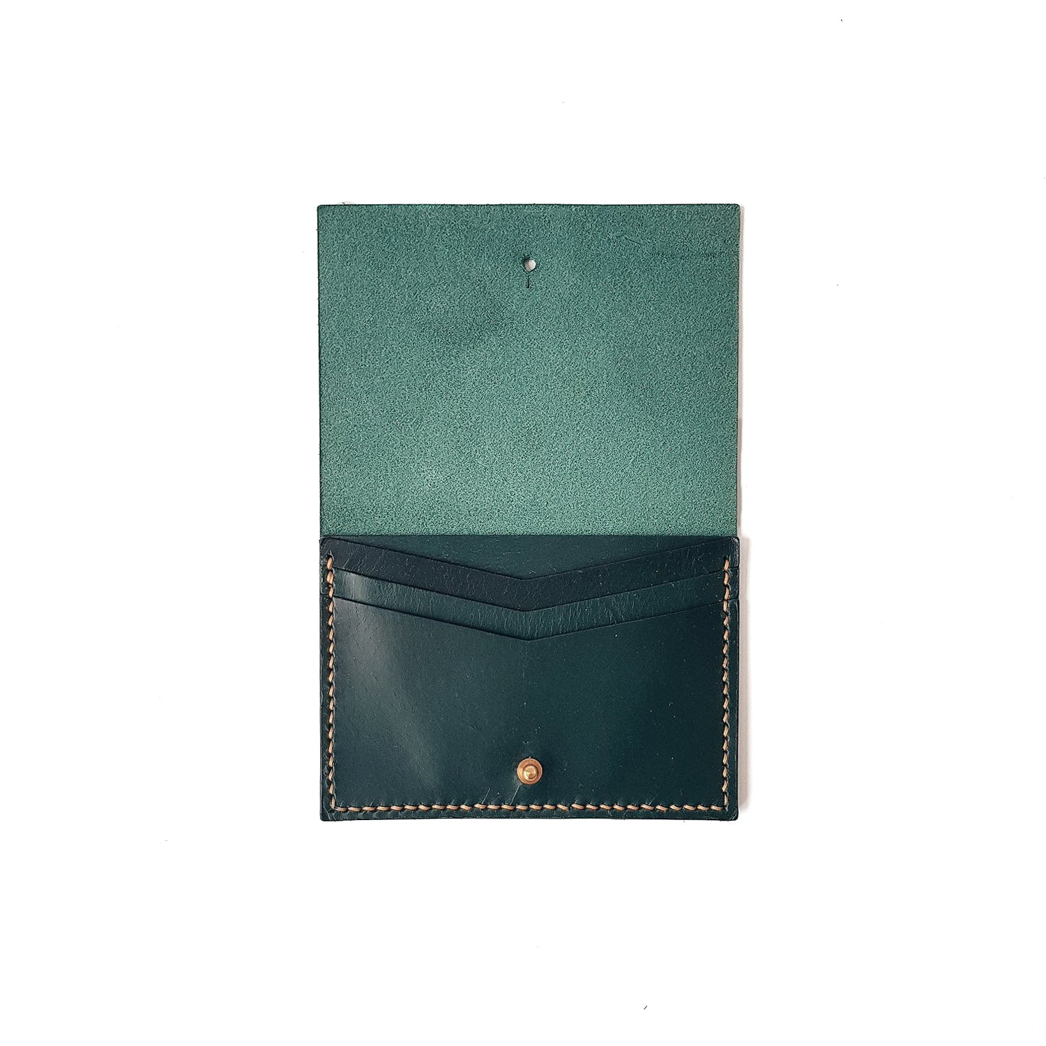 Small Wallet in Forest