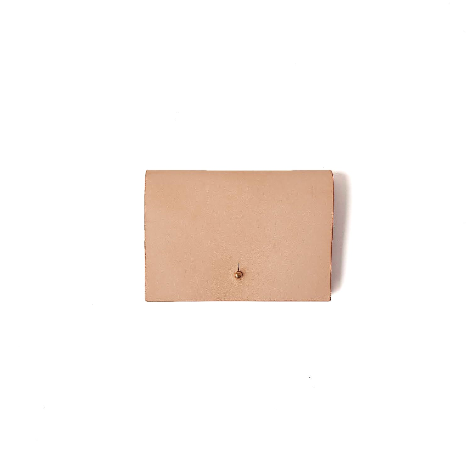 Small Wallet in Natural