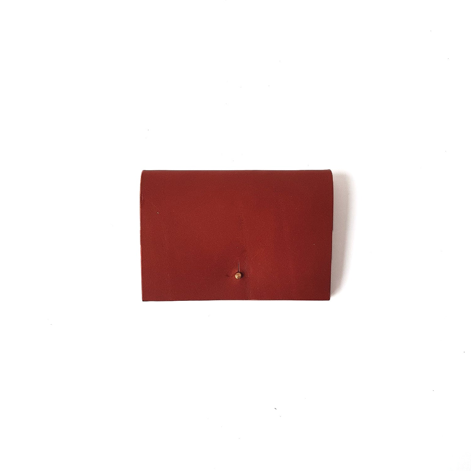 Small Wallet in Tan
