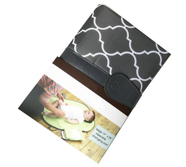 Baby Diaper Changing Clutch