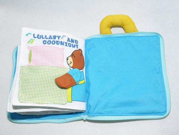 Cloth Book (Lullaby)