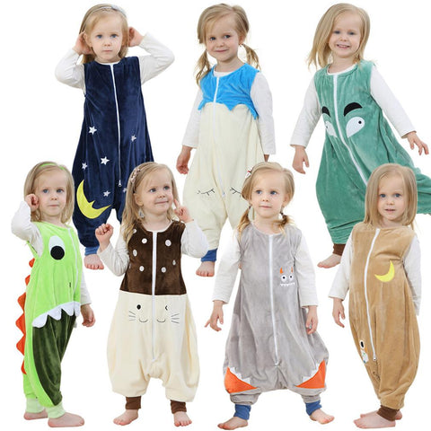 Fairy Tales One Piece Sleeping Blanket 1-6T