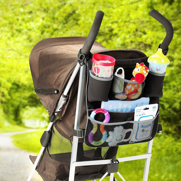 Backseat and Stroller Organizer