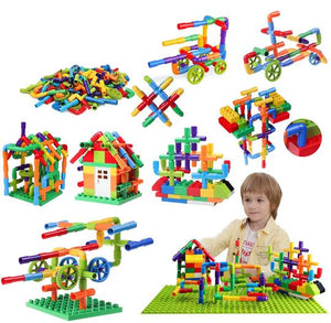 Pipe Building Blocks