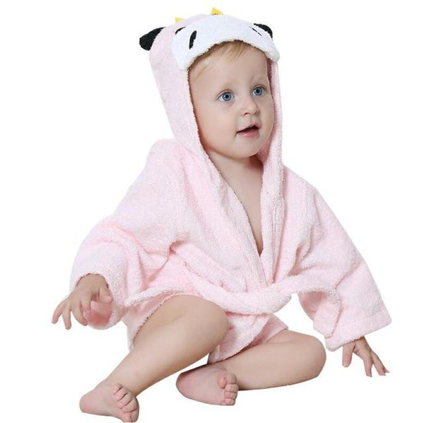 Milly™ Bathrobe 0-2T