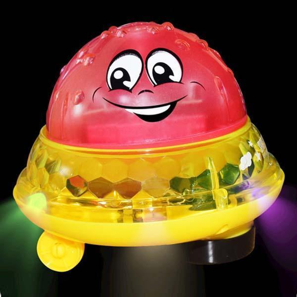 Emoji Sprinkler Bath Toy