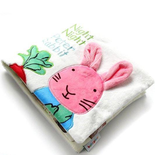 Cloth Book (Night Night Peter Rabbit)