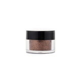 brown glitter eyeshadow