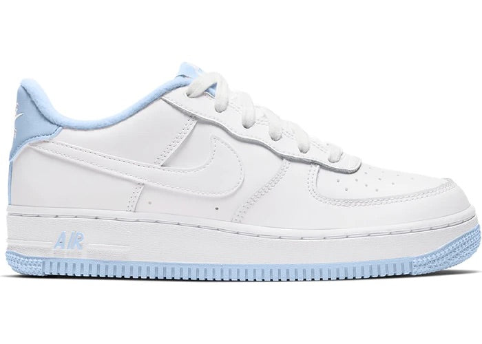 Nike Air Force 1 Low White Hydrogen Blue