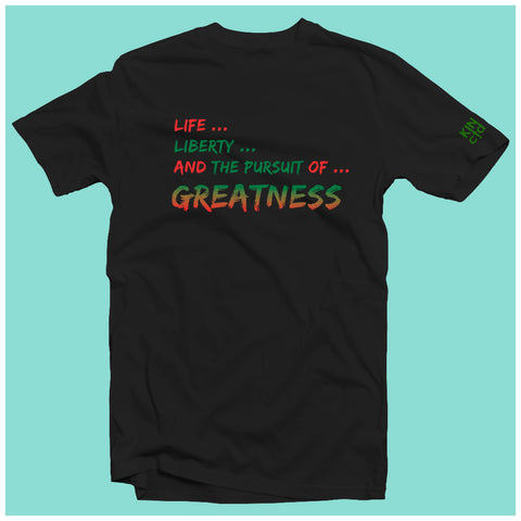 Pursuit of Greatness Tee