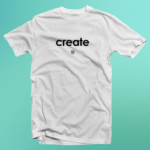 "Youth ""Create"" Short Sleeve Tee"