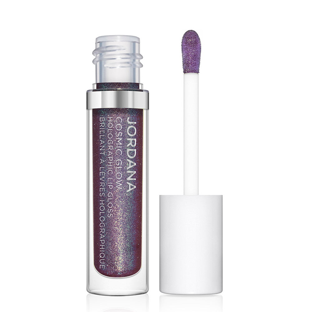 JORDANA Cosmic Glow Holographic Lip Gloss | HODIVA SHOP