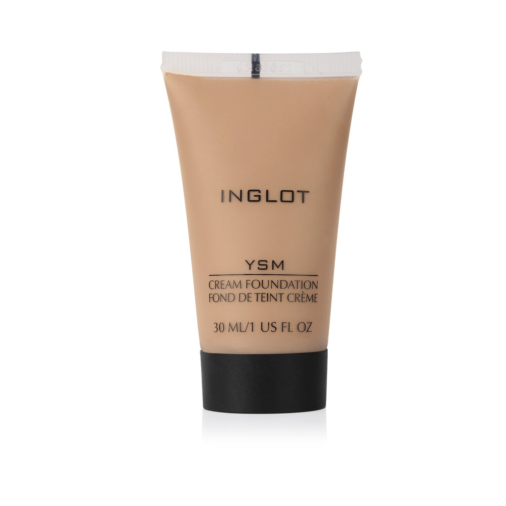 Inglot YSM Cream Foundation | HODIVA LUX