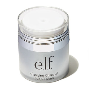 e.l.f. Clarifying Charcoal Bubble Mask | HODIVA SHOP