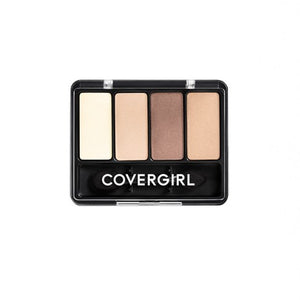 COVERGIRL Eye Enhancers 4-Kit Shadows - Natural Nudes 280 | HODIVA SHOP