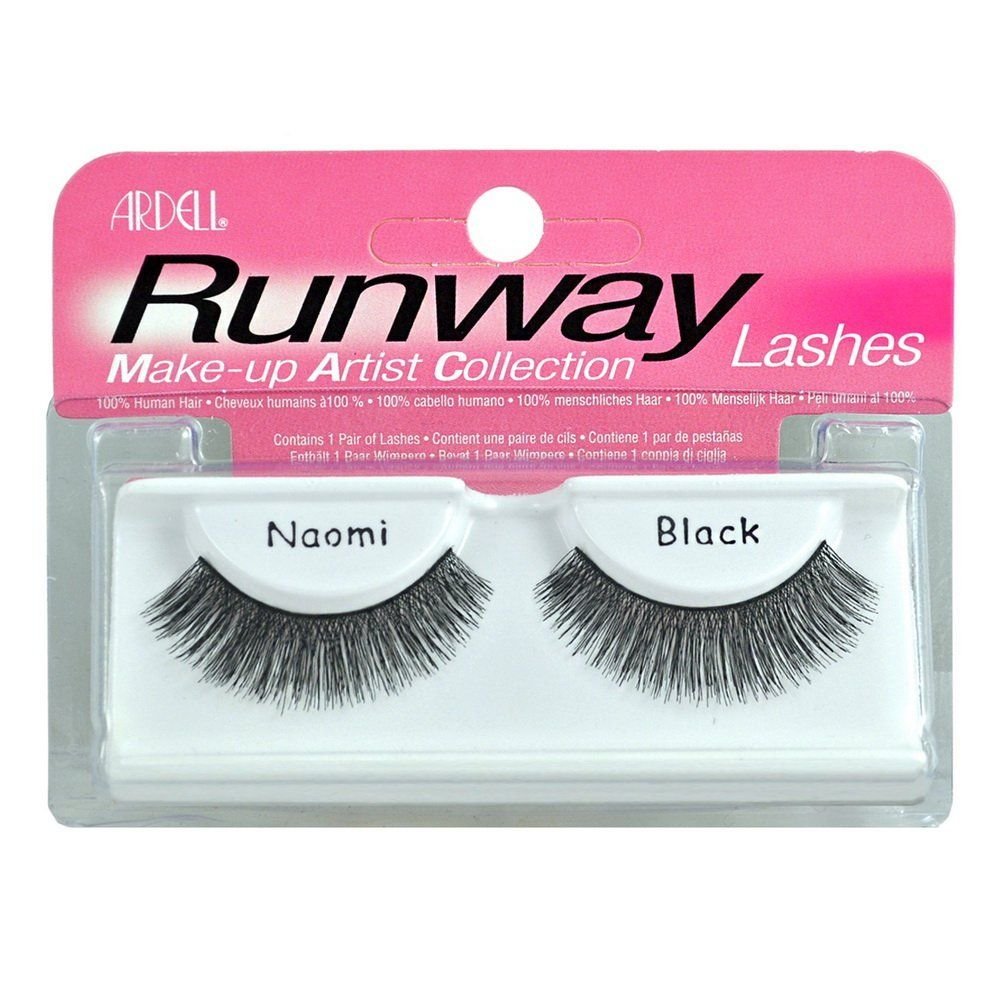 ARDELL Runway Lashes Make-up Artist Collection | HODIVA SHOP