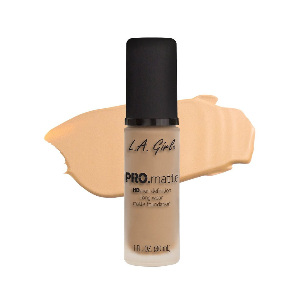 L.A. GIRL Pro Matte Foundation | HODIVA SHOP