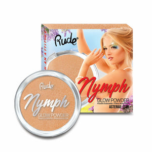 RUDE® Nymph Glow Powder | HODIVA SHOP