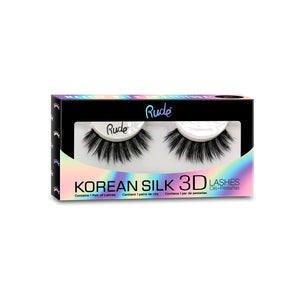 RUDE® Korean Silk 3D Lashes | HODIVA SHOP