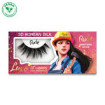 RUDE Luxe 3D Korean Silk Lashes