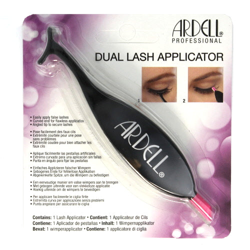 ARDELL Dual Lash Applicator - Black | HODIVA SHOP