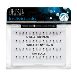 ARDELL Duralash Knot-Free Naturals Individual Black Lashes - Mini