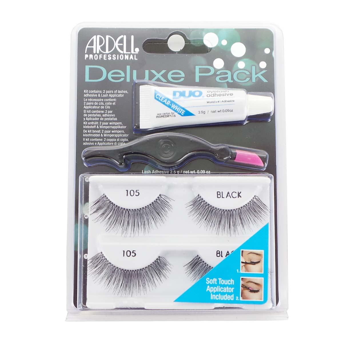 ARDELL 105 Deluxe Pack | HODIVA SHOP