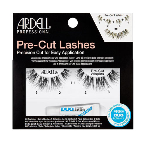 ARDELL Pre-Cut Lashes | HODIVA SHOP
