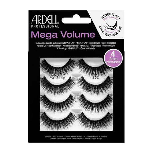ARDELL Mega Volume 252 - 4 Pack