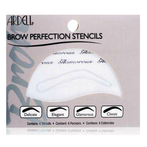 ARDELL Brow Perfection Stencils - AR68065 | HODIVA SHOP