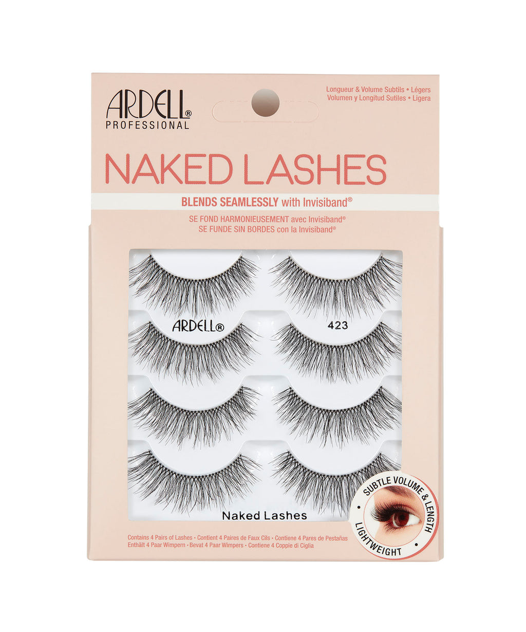 ARDELL Naked Lashes Multipack - 423 | HODIVA SHOP