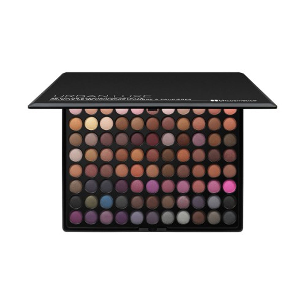 BH Cosmetics Urban Luxe - 99 Color Eyeshadow Palette | HODIVA SHOP