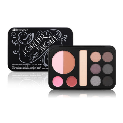 BH Cosmetics Forever Smokey Makeup Palette - All-In-One Smokey Palette | HODIVA SHOP