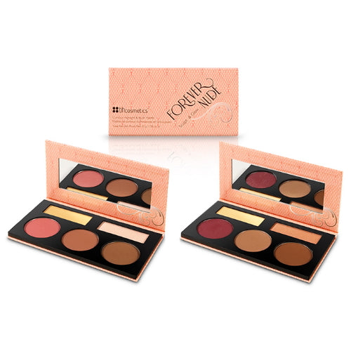 BH Cosmetics Forever Nude Sculpt & Glow Contouring Kits