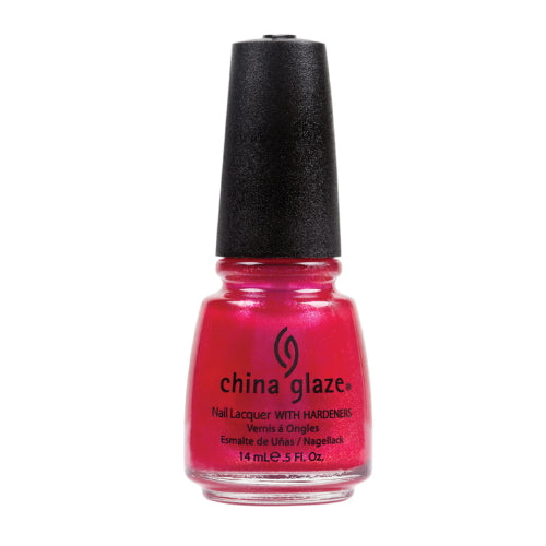 CHINA GLAZE Nail Lacquer - Island Escape - 108 Degrees