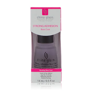 CHINA GLAZE Strong Adhesion Base Coat - CGT902 (New Packaging) | HODIVA SHOP