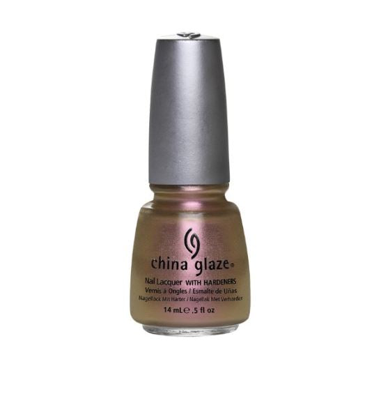 CHINA GLAZE Nail Lacquer - Bohemian Collection - Swanky Silk | HODIVA SHOP