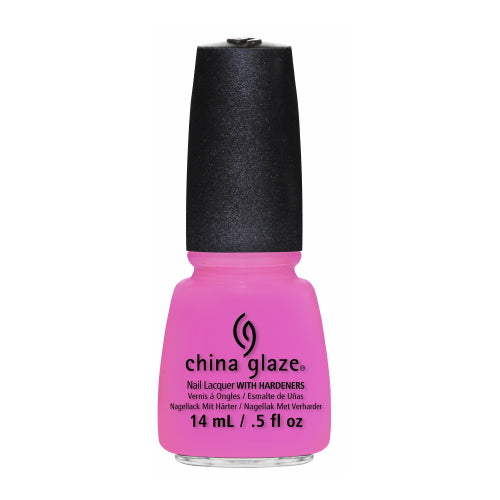 CHINA GLAZE Nail Lacquer - Sunsational - Bottoms Up