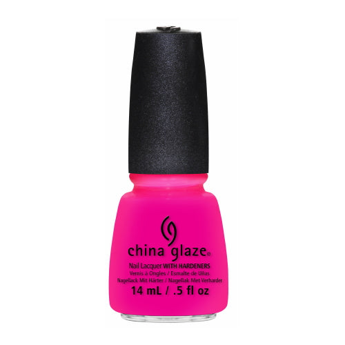 CHINA GLAZE Nail Lacquer - Sunsational - Heat Index