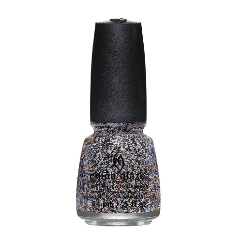 CHINA GLAZE On The Horizon - Feathered Finish - Party Fowl