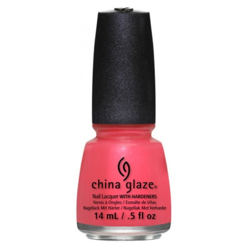 CHINA GLAZE Nail Lacquer - Art City Flourish - Strike A Rose | HODIVA SHOP