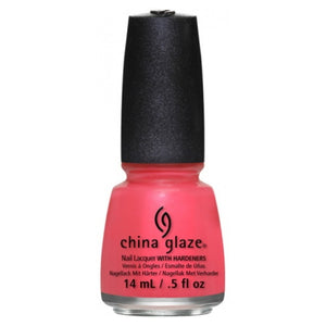 CHINA GLAZE Nail Lacquer - Art City Flourish - Strike A Rose